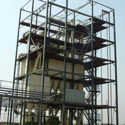 feed mill process