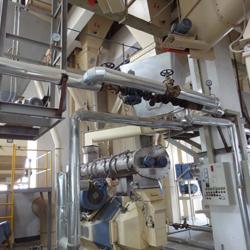feed pellet mill process