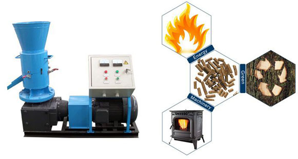 how to make wood pellet mill